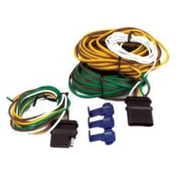 Wiring Kit - 20' - 4-Pole Flat