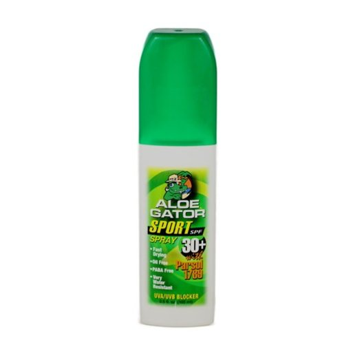 Aloe Gator SPF 30 Sport Spray