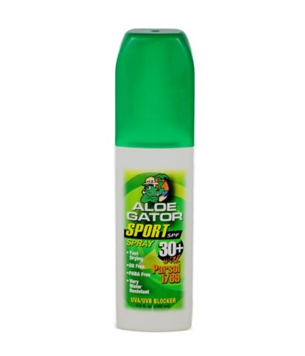 Aloe Gator SPF 30 Sport Spray