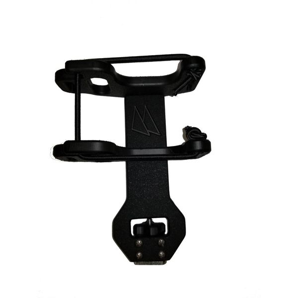 MS Fishing Tool Buddy Track Mount (Black)