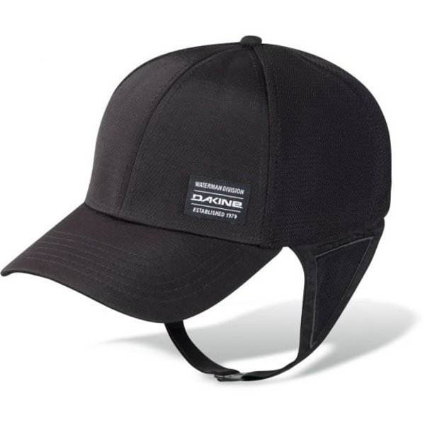 Surf Trucker Hat Black