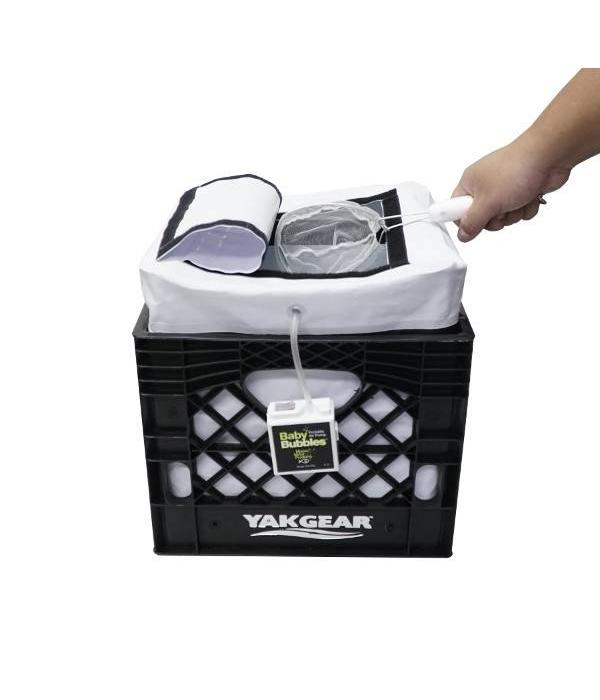 Yak-Gear Cratewell Bait and Dry Storage