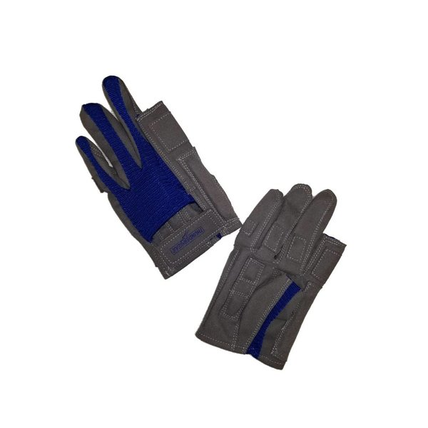 (Discontinued) Gloves 3 Finger Race Lg