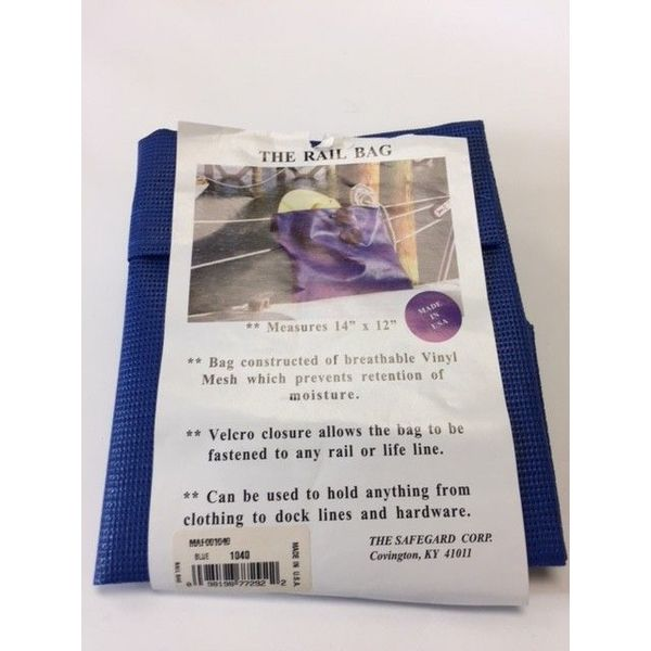 Safegard Rail Bag