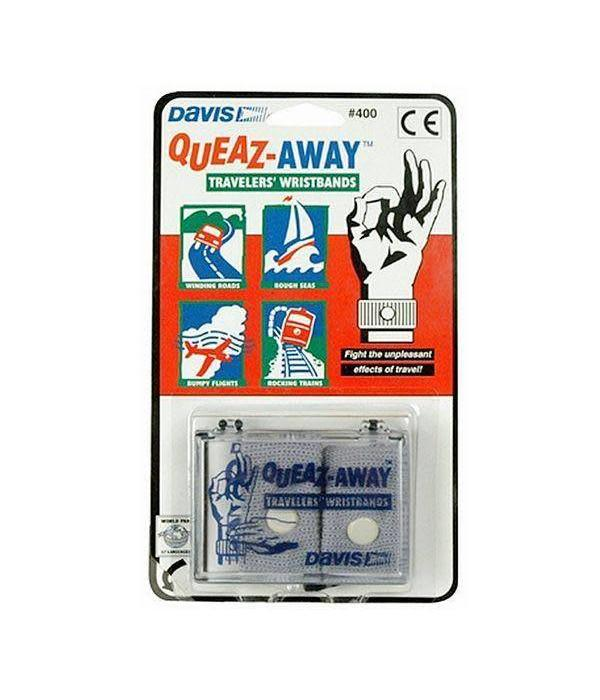Queaz-Away Wristbands