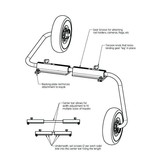 BooneDox Landing Gear With Tuff Tires