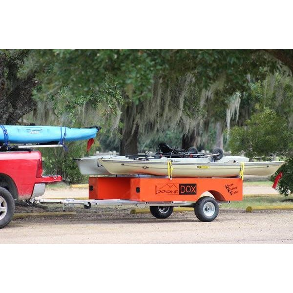 Kayak Fishing Trailer