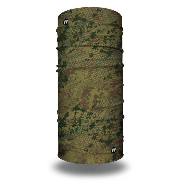 Woodlands Digital Camo Hoo-Rag
