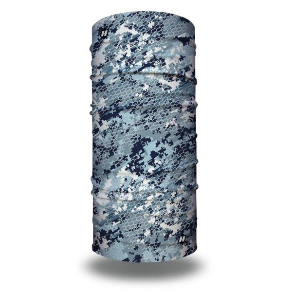 Blue Digital Camo Hoo-Rag
