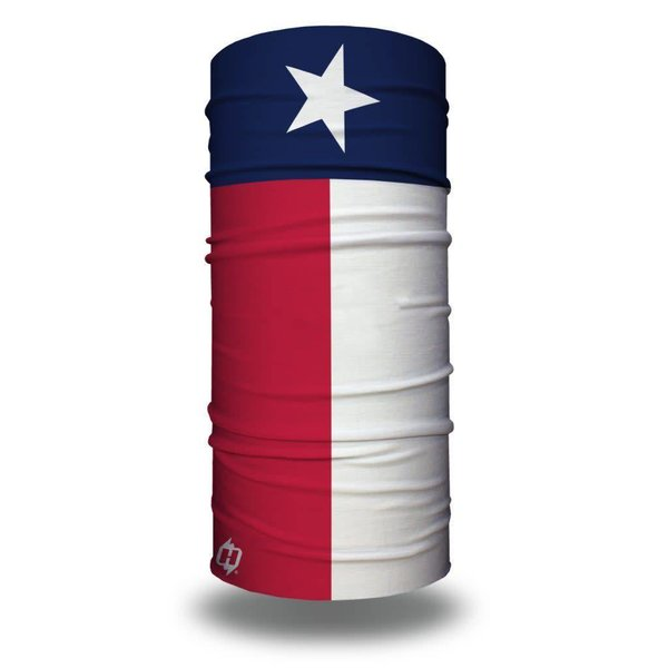 Texas Flag Hoo-Rag