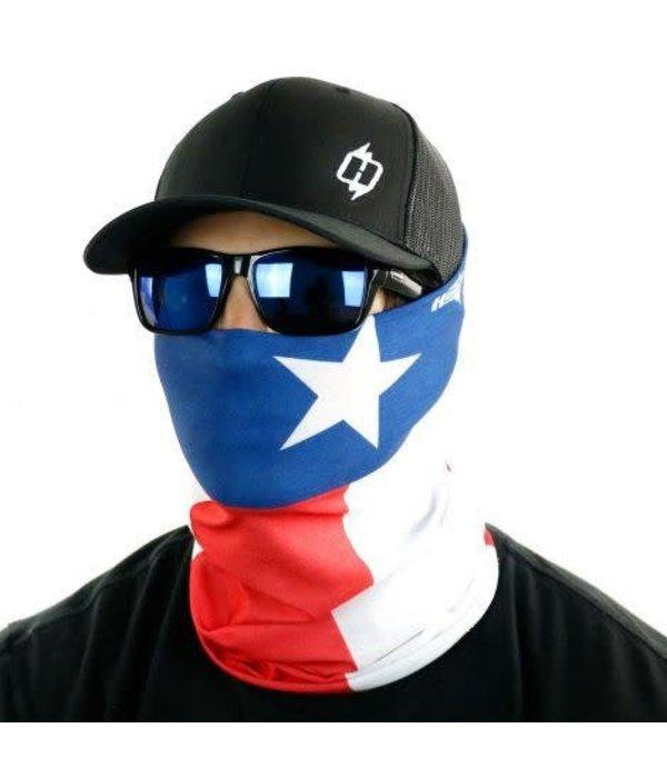 Hoo Rag Texas Flag Hoo-Rag