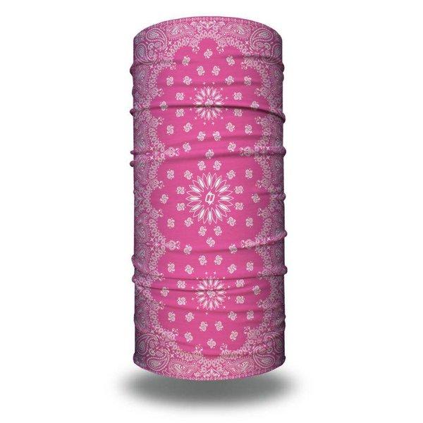 Paisley Pink Hoo-Rag