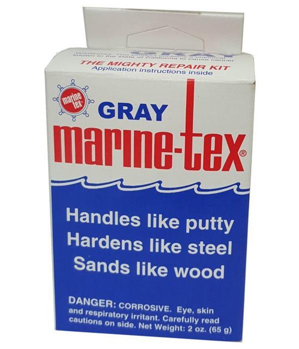 Marine-Tex Epoxy Putty Grey (2oz)