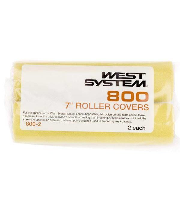 West Systems Yellow Roller (2 Pack)