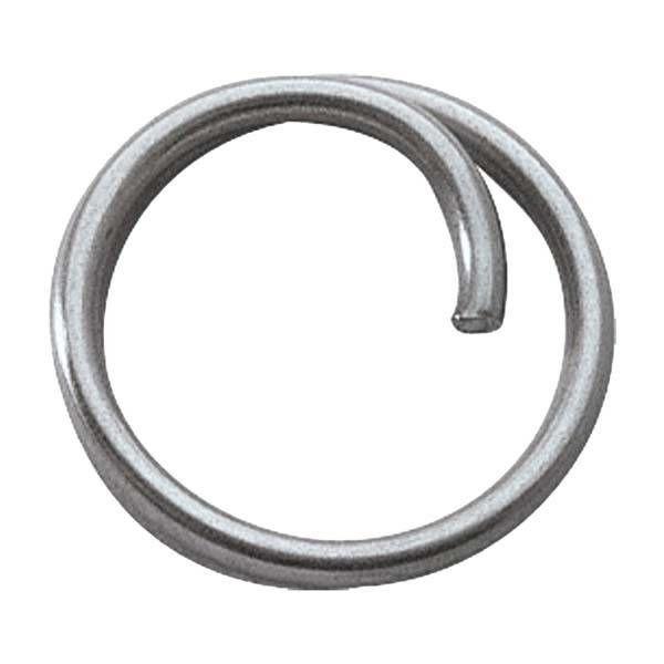 """Split Ring 1/4"""" Self Start"""