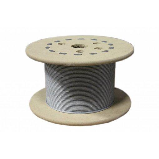 Blackburn Marine Wire 3/32In Flex Coated