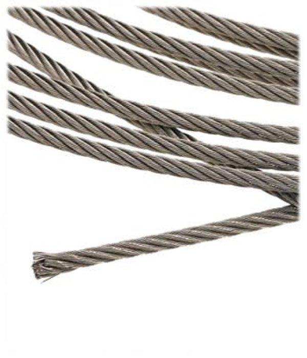 """Blackburn Marine Wire Flex 1/16"""" 7x19 (By Foot)"""