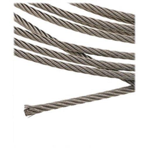 "Blackburn Marine Wire Stainless Flex 1/8"" 7x19 (By Foot)"