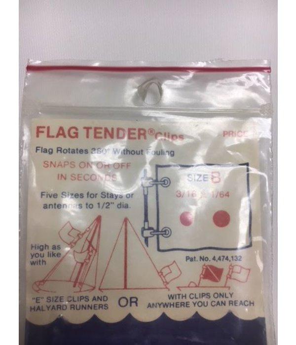 Blackburn Marine Flag Tender B