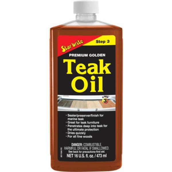 Teak Oil (16oz)