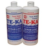 Blackburn Marine Teak Cleaner Teka 1/2 Gallon