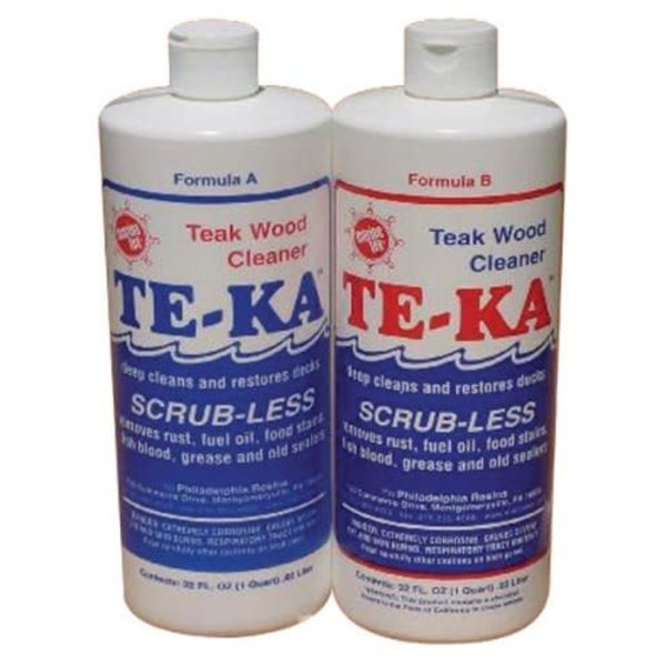 Teak Cleaner Teka 1/2 Gallon