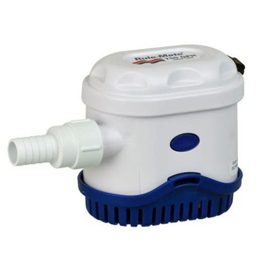 Blackburn Marine Pump 750Gph 12V Rule