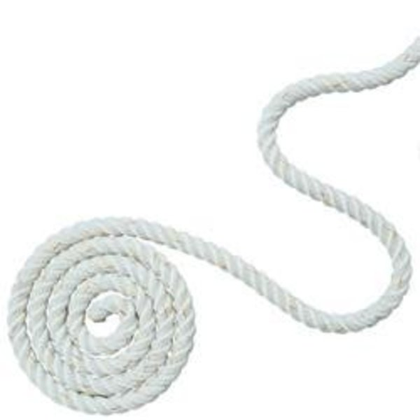 "Line 3-Strand Nylon 1/2"" (By Foot)"