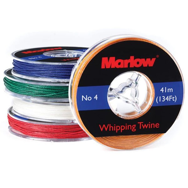 Whipping Twine No 4 Waxed