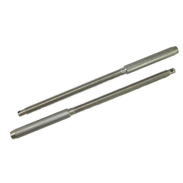 "1/8"" Wire 10-32 Right Hand 3"""