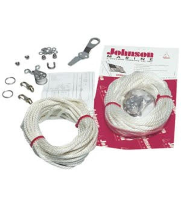 Johnson Marine Spreader Halyard Kit