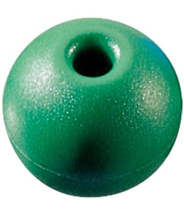 Ronstan Parrel Bead Green 1/4""