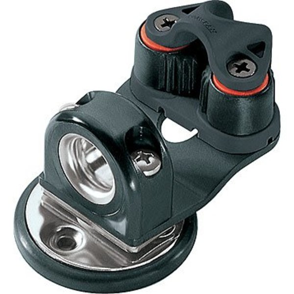 Cleat Swivel Cam 3-8mm Line