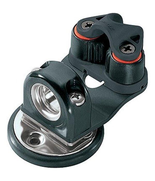 Ronstan Cleat Swivel Cam 3-8mm Line