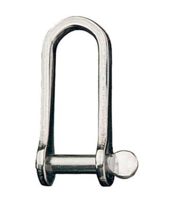 Ronstan Shackle Long D 3/16In Pin