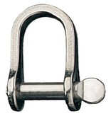"Ronstan Shackle D 5/32"" Pin"