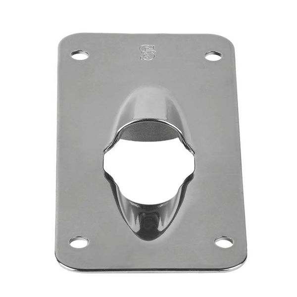 Exit Plate Flat 3/4""