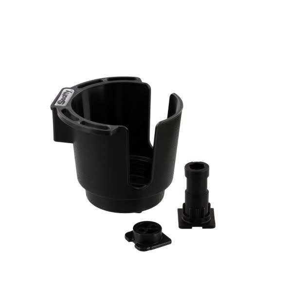 Cup Holder With Post & Gunnel Mount
