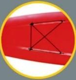 Malibu Kayaks (Closeout) 2014 Vision 4.4 Yellow
