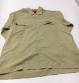 Hobie (Discontinued) L/S Shirt, Khaki, XL Hobie