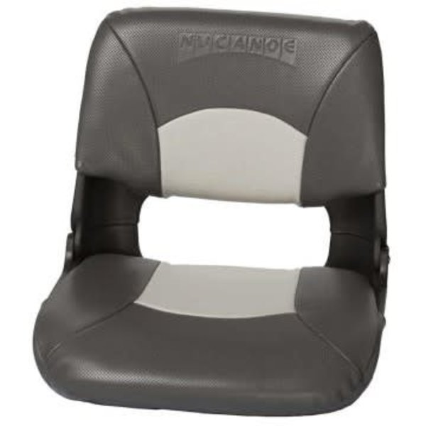 (Discontinued) Max 360 Swiv Seat Charcoal