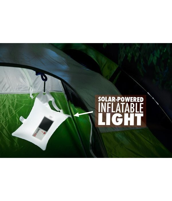 Yak-Gear (Discontinued) Luminaled Inflt Solor Pwrd