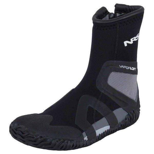 NRS Paddle Wetshoe 11 Black/Gray