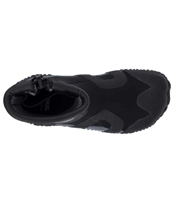 NRS Watersports (Discontinued) Paddle Wetshoe 11 Black/Gray