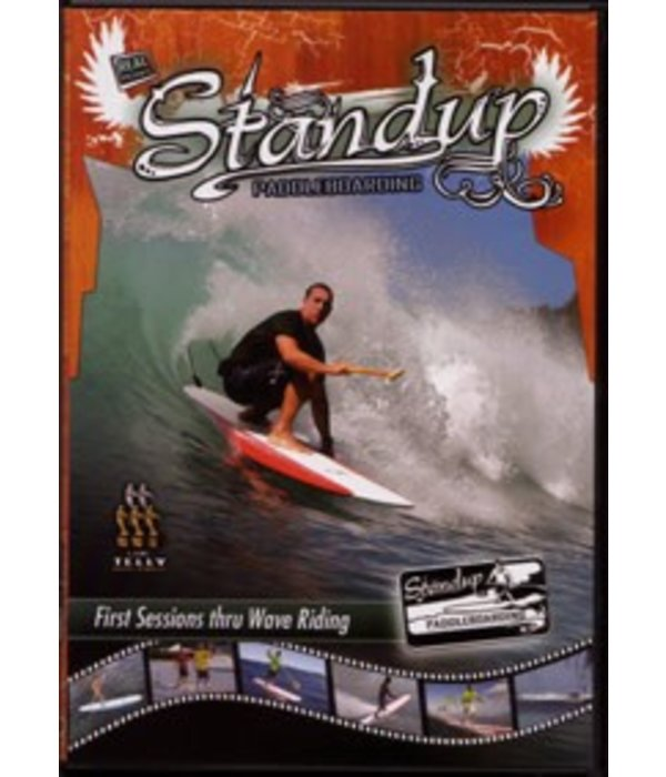 Dvd Stand Up Paddleboarding