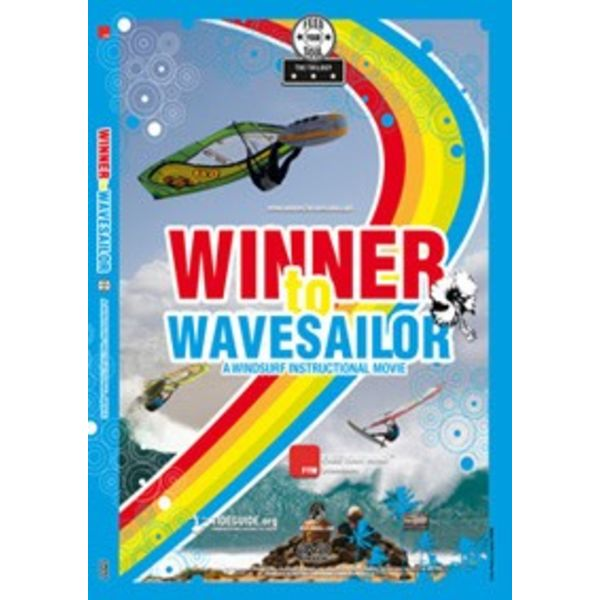 Dvd Winner To Wave Sailor