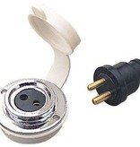 Sea-Dog Cable Outlet 12V Polarized
