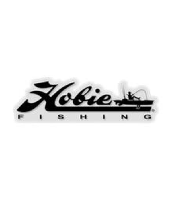 Hobie Decal 12'' Hobie Fishing Black