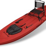 Diablo Paddlesports The Amigo Red (w/Logo & Ruler Pad Kit)