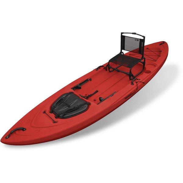 The Amigo Red (w/Logo & Ruler Pad Kit)